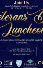 Veterans Day Luncheon 2020