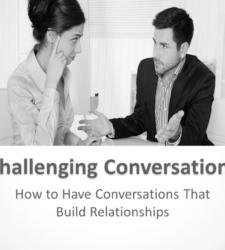 Webinar: Challenging Conversations