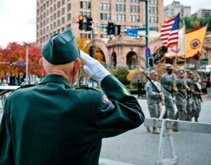 Veterans Day Luncheon 2021